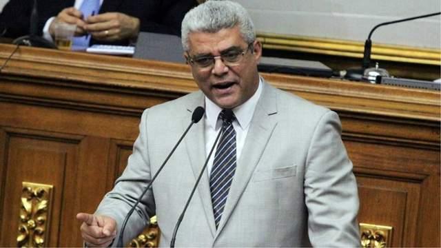Diputado Alfonso Marquina