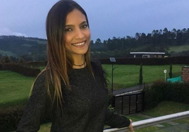 Periodista Anabel Quevedo