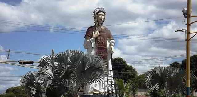 San Lorenzo Mártir Chaguaramas