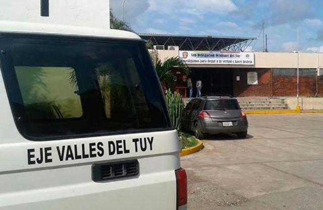 Cicpc, Valle del Tuy