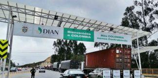 Frontera, Colombia