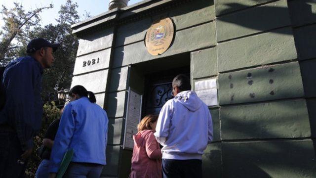 Embajada de Venezuela en Chile