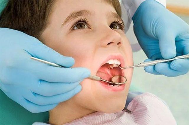 Examen odontológico