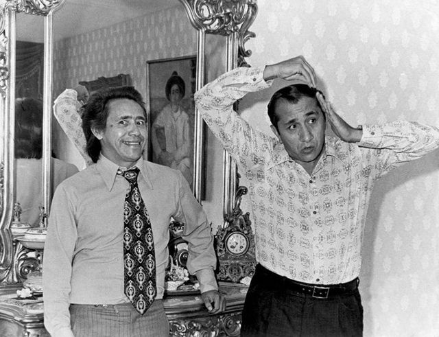 Simón Díaz y Joselo