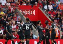 Liverpool venció a Southtampton