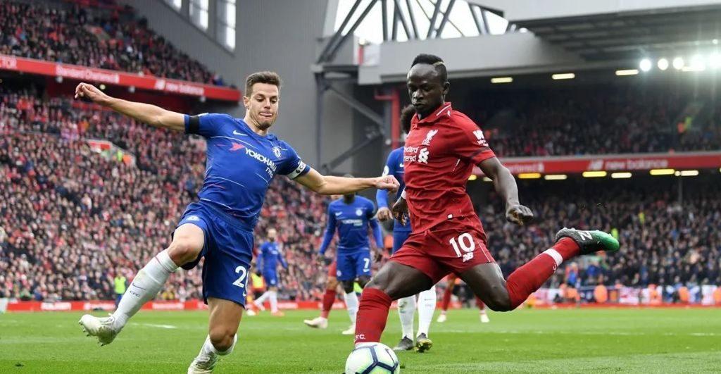 Liverpool vs Chelsea, Supercopa de Europa.
