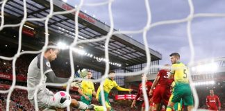 Liverpool vs Norwich City
