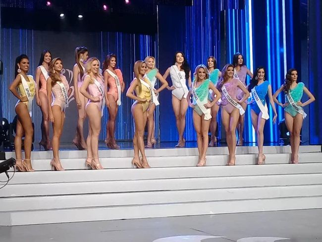 Grupo de 15, Miss Earth Venezuela 2019
