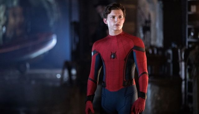 Tom Holland, Spider-Man