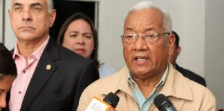 Tito Blanco,Vocero de la Confederación de Trabajadores de Venezuela