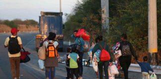 Migración, Venezolanos.
