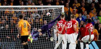 Wolverhampton vs Manchester United