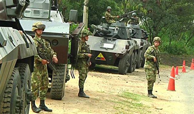 Acción militar
