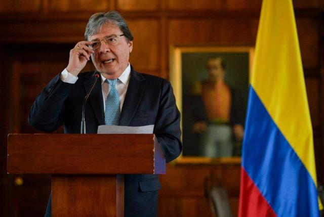 Carlos Holmes Trujillo, Canciller de Colombia