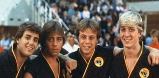 Cobra Kai, Karate Kid