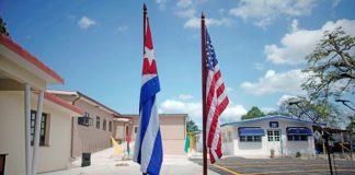 Cuba, Estados Unidos.