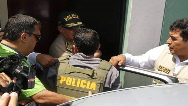 Policía peruana