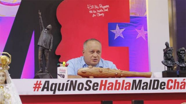 Diosdado Cabello sobre Juan José Márquez