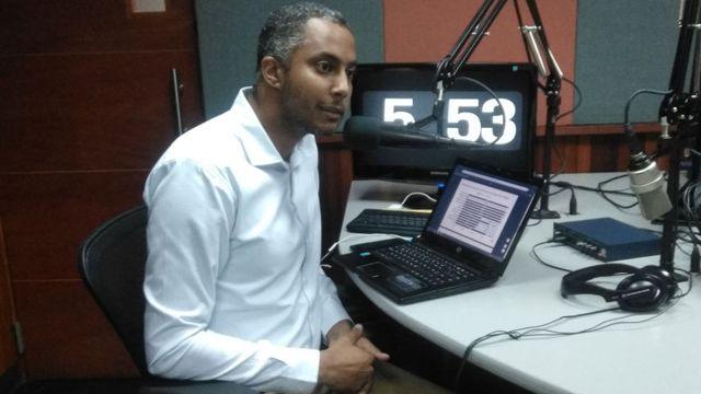 Edison Arciniega, director ejecutivo de la Organización No Gubernamental Ciudadanos en Acción.