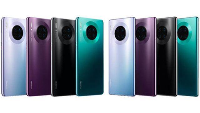 Mate 30 de Huawei