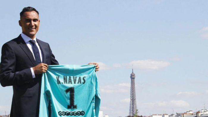 Keylor Navas, PSG