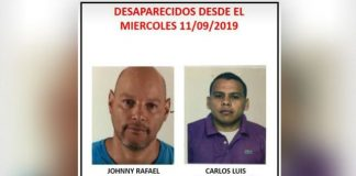 Transportistas desaparecidos.