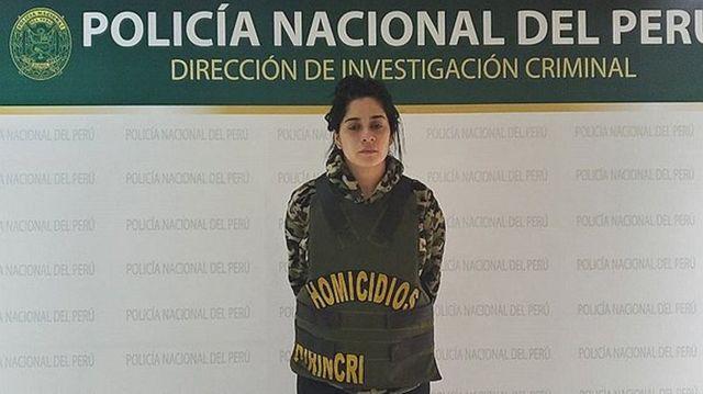 Capturan a venezolana que estaría implicada en descuartizamiento de San Martín de Porres, Perú.