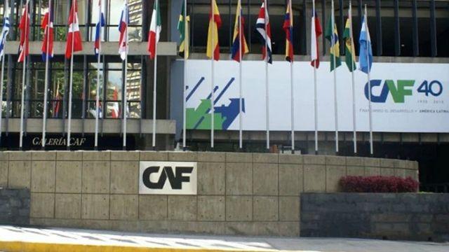 Banco de desarrollo de América Latina.