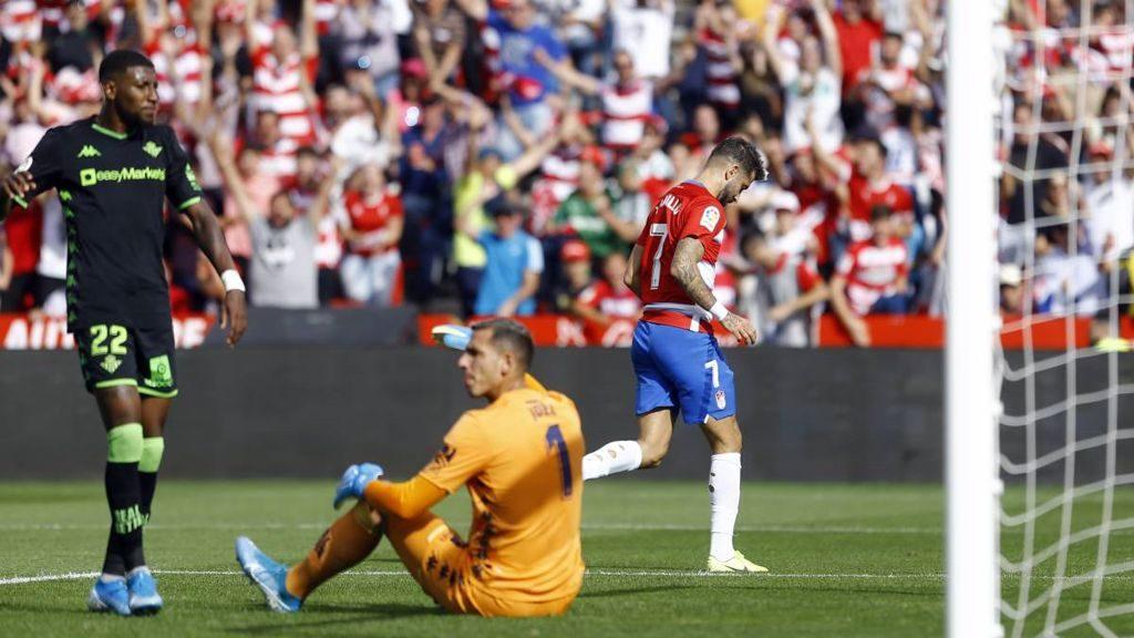 El Granada es el nuevo líder de la liga española