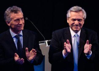Mauricio Macri y Alberto Fernández se disputan la presidencia en las elecciones de Argentina.