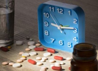 Las pastillas para la hipertensión es mejor consumirlas en la noche.