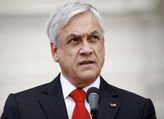 Sebastián Piñera, presidente de Chile