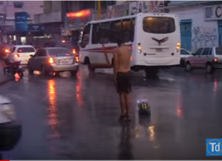 Lo que pasa en San Juan cuando llueve
