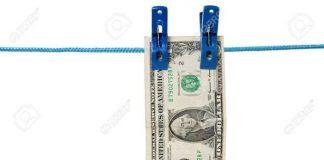 Dólar lavado
