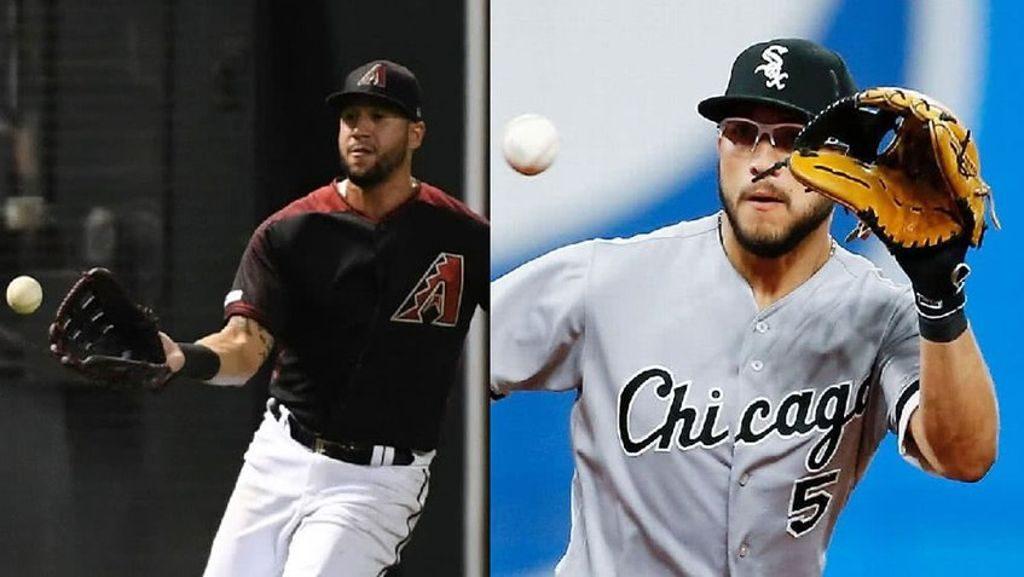 Dos venezolanos ganaron Guante de Oro 2019 en la MLB, David Peralta y Yolmer Sánchez.