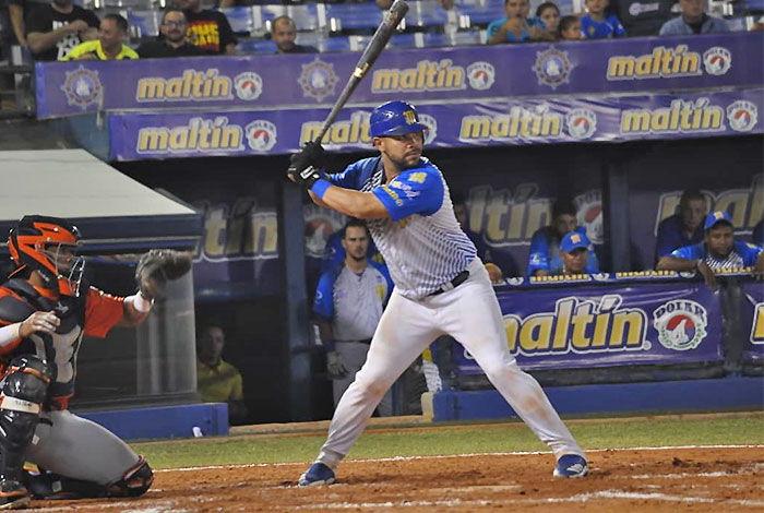Resultados LVBP: Josmil Pinto le dio el triunfo a Magallanes.