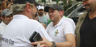 Camacho es el líder opositor que pone en jaque a Morales en Bolivia
