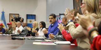 Maduro celebró en cadena nacional liberación de Da Silva.