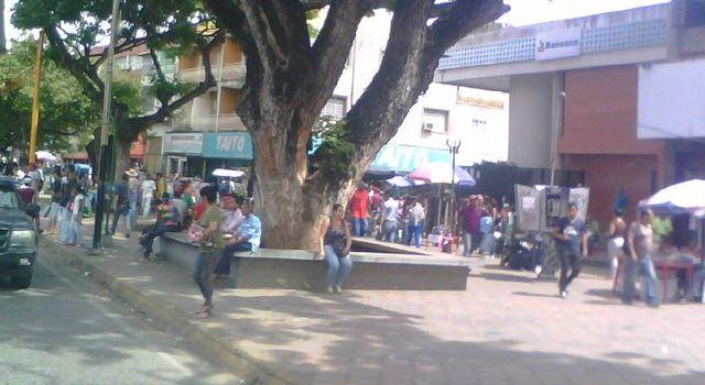 Plaza Los Samanes