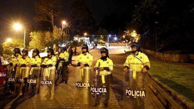 Colombia expulsó a 59 venezolanos involucrados en protestas.