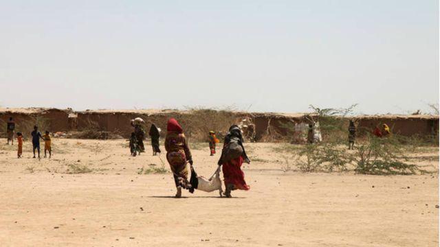 África austral enfrenta una grave sequía.
