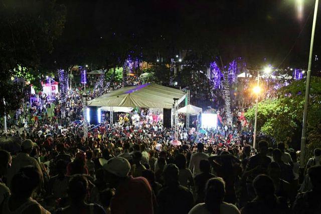 dan bienvenida a la navidad en guárico