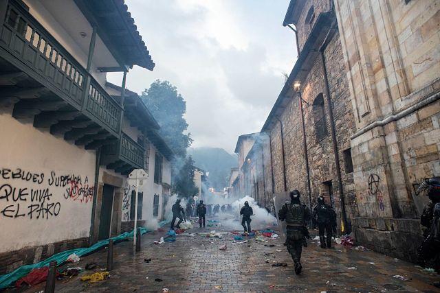 colombia paro