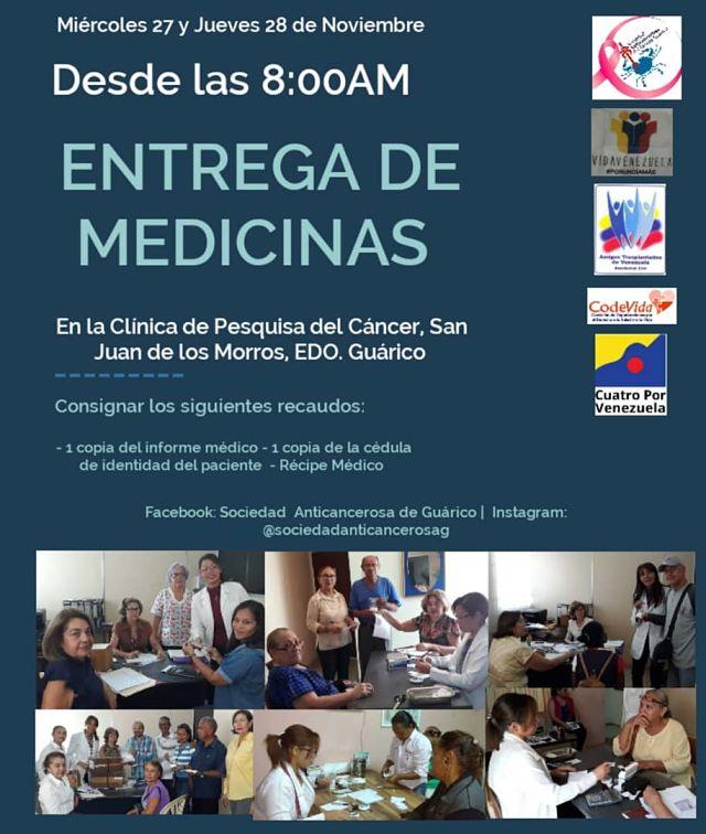 sociedad anticancerosa de guárico