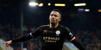 Gabriel Jesús, Manchester City.