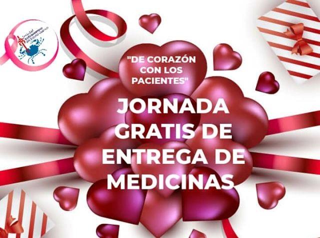 donan medicamentos