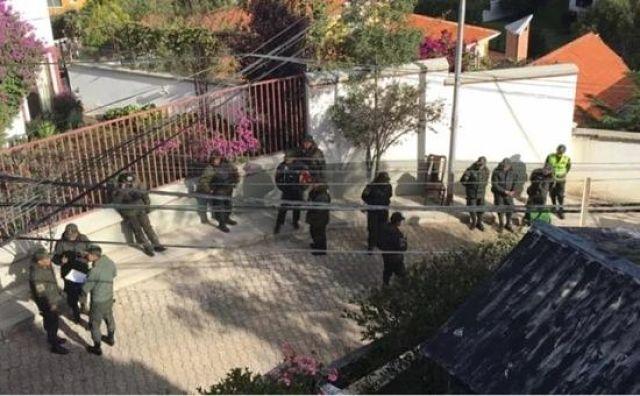 embajada mexicana en bolivia