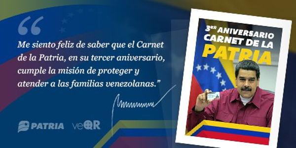 Bono del Carnet de la Patria