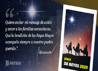 Bono de Reyes