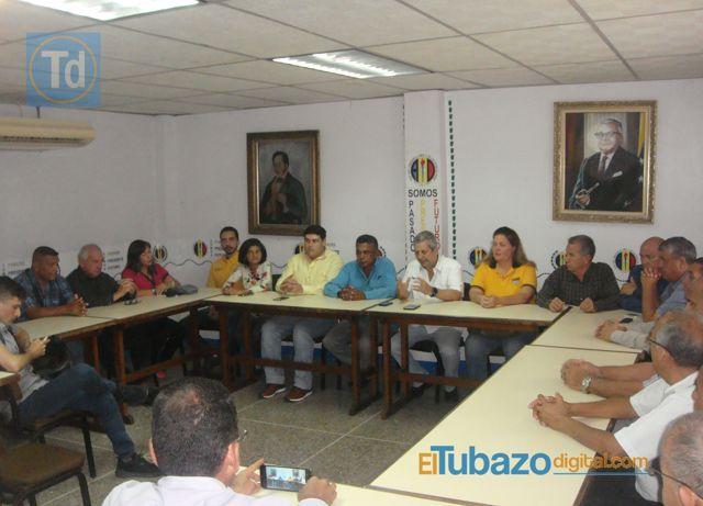 oposición en Guárico
